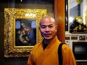 Визит культурного обмена китайской делегации Шаолиньского монастыря