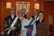 Tokudo--initiation of new Shami