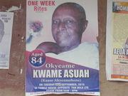 Ashanti Funeral...
