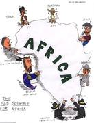 The Mad Scramble for Africa