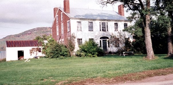 Brick End House Middle Intervale