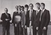 Uncle David 1966 Cross Country Champs Gould Academy