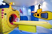 Awesome Pediatric CT scanner!
