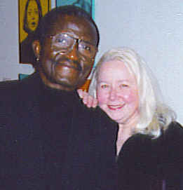 Andy Bey and Michele Bensen