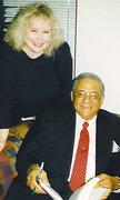 Grover Mitchell and Michele Bensen