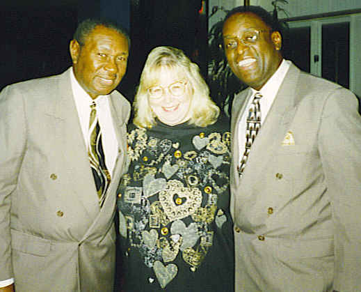 Freddie Cole, Michele Bensen, Jerry Byrd