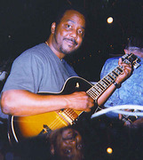 Mark Strickland at Crawford Grill
