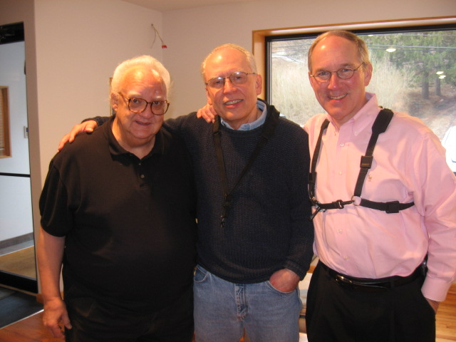Joe Campus, Jim emminger, Tom Yost-Recording Session 2008