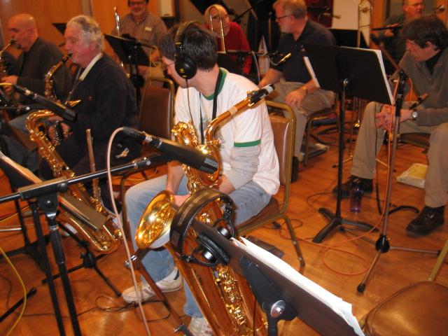 Todd Bushyager - Recording Session 2008