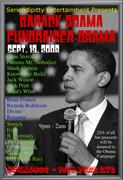 Barack Obama Fundraiser-O-Rama