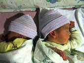 Twin Granddaughters ~ Delilah & London