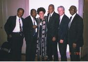 Kym with Fred Staton Jazz Group