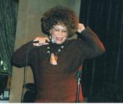 Kym Lawrence @Soul Cafe NYC 2001