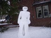 Snowman 007