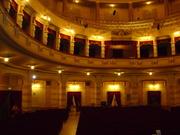 Beautiful concert Hall - Italy