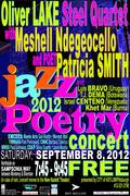 Jazz Poetry Poster