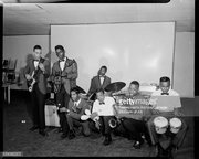 'Little' WILLIE BECK & THE CROSSFIRES circa. 1963/64