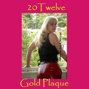 Album Cover NEU Gold Plaque 20Twelve