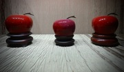 Three Very Very Old Apples...