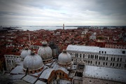 Red Roof tops of Venice...