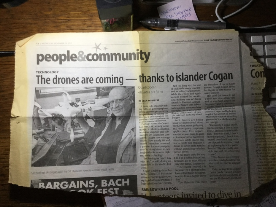 Look what I found... our island legion...