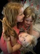 Cuzmic Energy of 4 & 5 year old girls...
