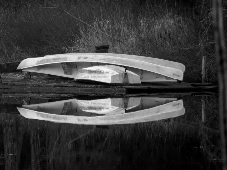 double canoes
