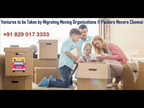 Packers And Movers Chennai Welcomes You For Best Shifting Service