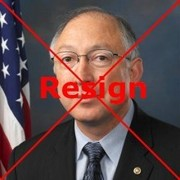 Call for Kenneth Salazar to Resign
