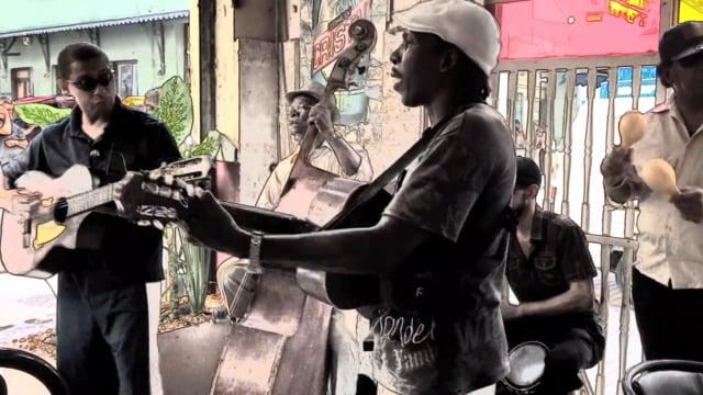 Musica Habanera - Old Havana, Cuba (filtered version)
