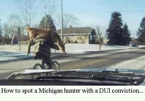 Mich. DUI hunter