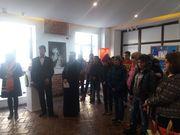 "Expozitie in Proiect Regional ,, Diferiti, dar egali "" si Party"