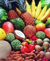 frutas de África