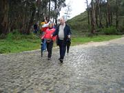 """Isabel Magalhães e Paulo Maia de Loureiro no Passeio Pedestre """"As Patinhas de SerCascais"""""""