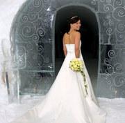 Capela de Gelo - Casamentos Brancos