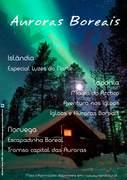 Auroras Boreais  - Luzes do norte