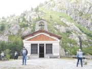 Capela Notre Dame des Neiges Emosson