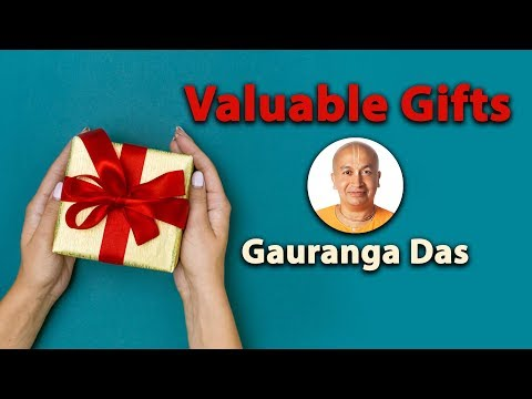 Valuable gifts | Yoga Stories by Gauranga Prabhu