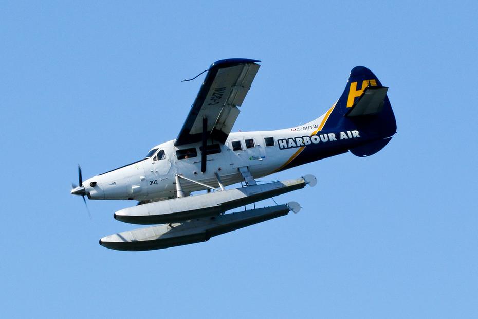 C-GUTW De Havilland Canada DHC-3 Turbine Otter