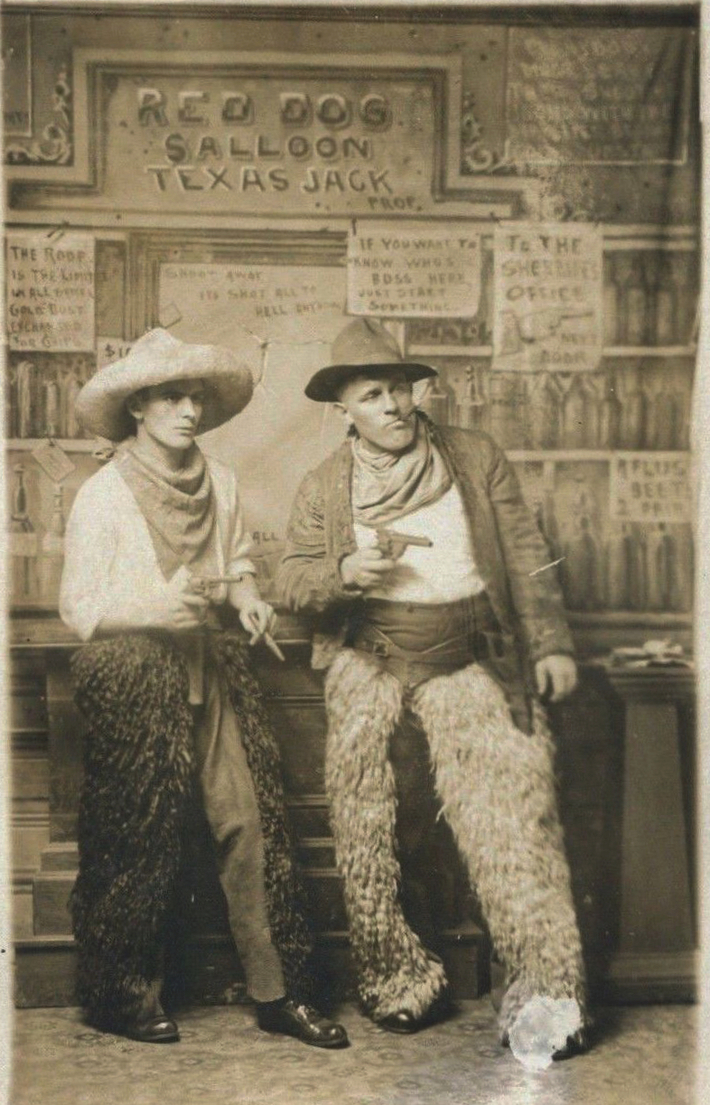 Red Dog Guitars - 1880's Shop Crew