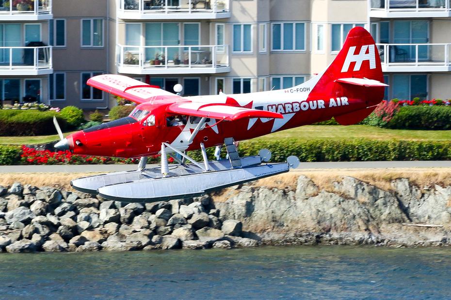 C-FODH De Havilland Canada DHC-3T Vazar Turbine