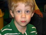 My nephew, Preston