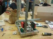 isometric view - crossbar prototype