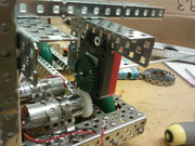 Electromechanical progress - February