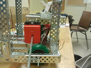 sideview - crossbar prototype