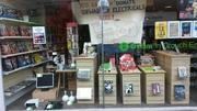 Oxfam Books & Music Window Displays