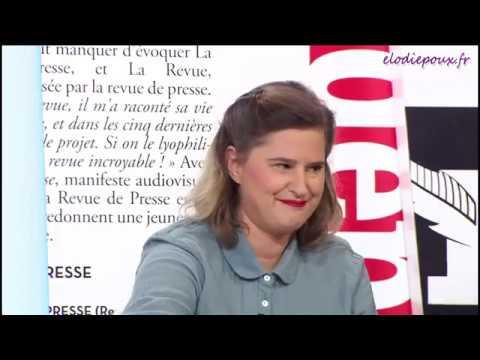 Elodie Poux - Les 15 ans de Facebook - LRDP (11/02/19)