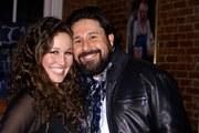 Nicole Johnson and Manny Cuevas