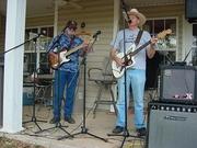 John and Vonnie playing music