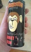 My 'Rock My Monkey' Energy Drink